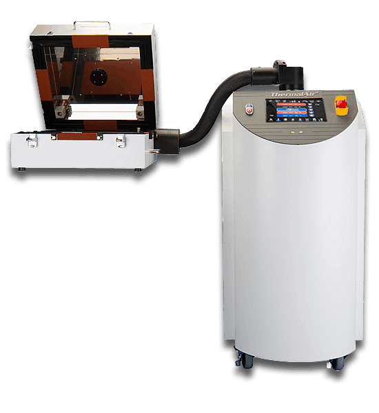 Thermal Air Forcing System | Environmental Test Chamber | Temperature Cycling Chamber
