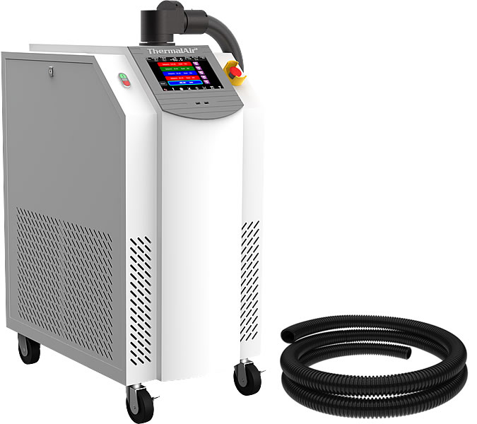 Thermal Air Forcing System