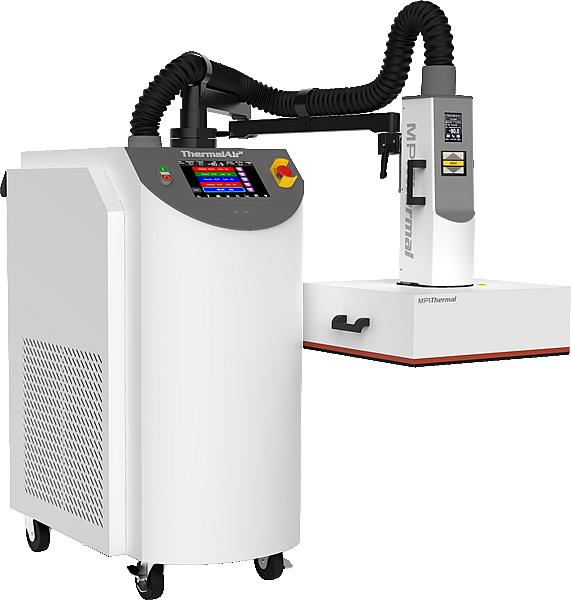 Thermal Test Enclosure | ThermalAir Compact Chamber Hood | Temperature Test Enclosure